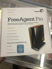 Seagate FreeAgent Pro 750 GB USB 2.0/eSATA External Hard Drive P/N:9NL6AR-500