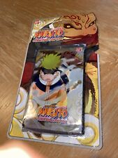 Vintage 2008 Sealed Naruto Blister Booster Pack Trading Cards Tcg
