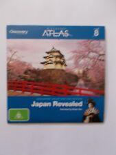 - JAPAN REVEALED (DVD) DISCOVERY ATLAS [REGION 4] NOW $19.75