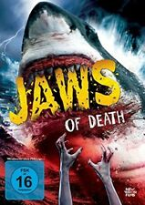 JAWS DI MORTE - Mako der killerhai / DIE BESTIE 1976 DVD Buchbox Richard Jaeckel