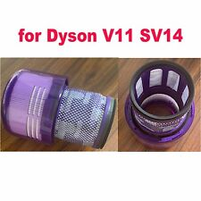 Purple HEPA Filter Replacement for Dyson V11 SV14 Handheld Vacuum Cleaner Parts