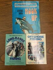 Saltwater Fishing Books (Lot of 3) Free Shipping