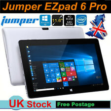 "Jumper EZpad 6 Pro 11.6"" 1080P Tablet PC Windows 10 PC Laptop 6GB+64GB Notebook"