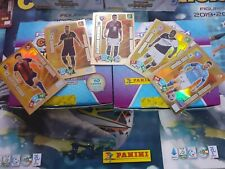"""CARD ADRENALYN """"SET COMPLETO BOMBER"""" 5 LIMITED EDITION  PANINI 2020-21"""