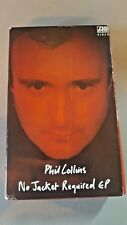 Phil Collins No Jacket Required EP BETA CASSETTE VIDEO