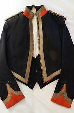 British 12th Lancers Officers Mess Kit with Vest