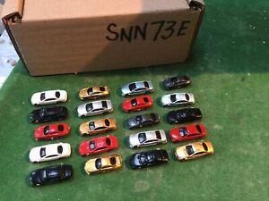 20 Pcs  Model Cars  model railway  Scenery detail  Layout Z Scale Z 1:220