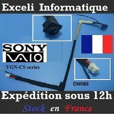 Dc-klinkenbuchse DW086 Steckverbinder Kabel Sony Vaio VGN-CS209J VGN-CS215J