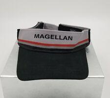 New Magellan Transportation Logistics Cotton Visor Strapback Hat / Cap