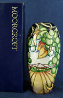 Moorcroft VINEYARD Limited Edition of 150 Emma Bossons signed boxed