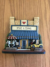 """Brandywine Collectibles """"Five & Dime"""" #349 Signed with Box; Used"""
