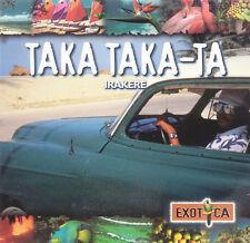 IRAKERE Taka Taka-Ta NED Press Exotica EXTC005 1998 CD
