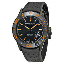 Raymond Weil Freelancer Automatic Black Dial Men's Watch 2760-SB2-20001