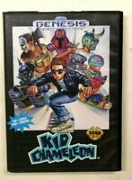 Kid Chameleon - w/Box (Sega Genesis, 1992)