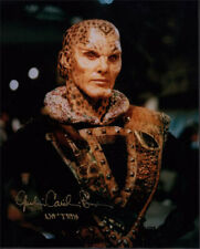Caitlin Brown Signed/Autographed Babylon 5 Promo 8x10 Photo Na'Toth Sci-Fi Gem