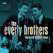 Everly Brothers - The Everly Brothers Story (NEW 4 x CD)