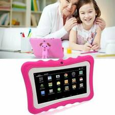 7''inch Kids Tablet PC Quad Core HD Tablet Camera Wifi 8GB for Child Girls Gift