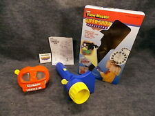 PERFECT VINTAGE TYCO VIEW MASTER SUPER-SHOW PROJECTOR EXTRA LIGHED VIEWER 1992