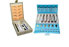 BioTouch Microblading 3D BROWS FEATHER TOUCH Kit & Micro Pigment CAMOUFLAGE SET