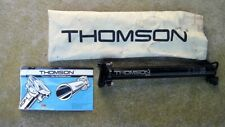 Thomson Elite Seatpost 27.2 x 250 mm Black Zero Setback