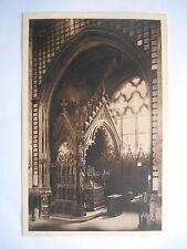 """CPA """"Paris en flanant - L'église St Etienne du Mont-Le tombeau de Ste Geneviève"""""""
