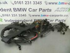 BMW E65 E66 7 Series N62 Petrol Engine Wiring Loom 12517540846