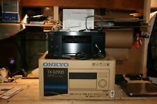 Onkyo TX-RZ900 7.2 Ch THX Certified A/V Receiver with Wi-Fi & Bluetooth With Box