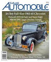 Collectible Automobile Jet Set June 2019 Magazine W29 Free Postage