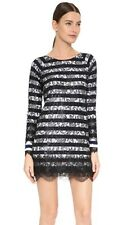 Loyd/Ford LAYERED LACE DRESS $645 size 4 Shopbop Intermix