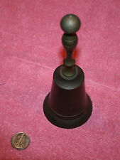 Vintage Sc made in India Solid Brass Bell