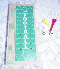 Mini Football Peg Game Make Travel Time Fly by
