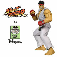 "Mindstyle Street Fighter x Ron English Ryu Grin 15"" (Limited Edition)"