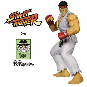 """Mindstyle Street Fighter x Ron English Ryu Grin 15"""" (Limited Edition)"""