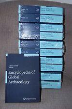 Encyclopedia of Global Archaeology (2013, Hardcover)