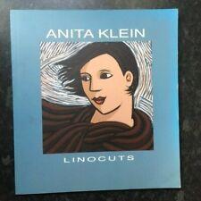 Anita Klein Linocuts 2012 Fine Art Partnership UK edition PBK