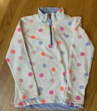 Joules Girls Sweatshirt Polka Dot Size 11/12