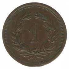 Schweiz, 1 Rappen 1897 B, A24845