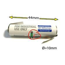 8x PANASONIC (SANYO) ENELOOP batteria (AAA) con LF min.750mah/1,2v 126300
