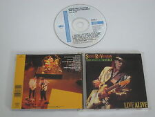 Stevie Ray Vaughan and Double Trouble/Live Alive (Epic 466839 2) CD Album