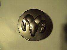 """Dodge Ram  Durango Dakota Avenger WHEEL CENTER CAP P/N 05290814AA Satin 2-1/2"""""""
