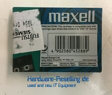 Neues AngebotMaxell DAT 72 DDS-5 Data Cartridge 72GB 170m