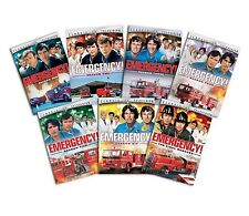 Emergency Complete TV Series DVD Seasons 1,2,3,4,5,6 + Final Rescues New Sealed