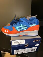 Ronnie Fieg X Asics Gel Lyte III Knicks ECP Collection Size 8