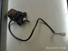 SUZUKI UX50 UX 50 W ZILLION 1999 starter motor good working order