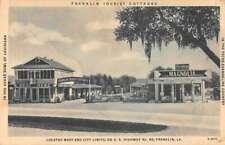 South Franklin Louisiana Franklin Cottages Magnolia Gas Firestone PC AA1812