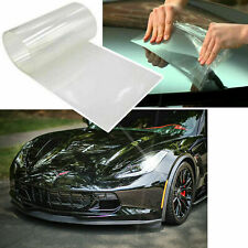 "12"" x 48"" Clear Bra Paint Protection Film Wrap Transparent Vinyl Paint Shield"