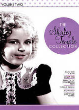 The Shirley Temple Collection - Volume 2 (DVD, 2015, 6-Disc Set) NEW Sealed