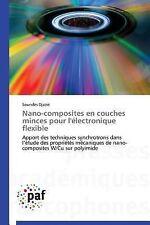 Nano-Composites en Couches Minces Pour l'Electronique Flexible by Djaziri...