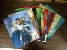 Magic the Gathering Ravnica Weekend Guild Poster Set of 10 11x14 Posters