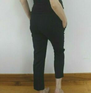 Next Maternity work trousers size 10